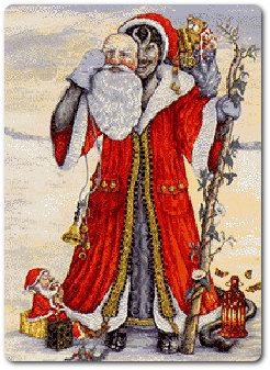 Santa Claus - Satan