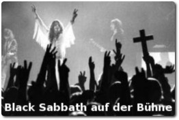 Rockgruppe Black Sabbath