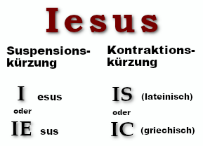 Iesus IC IS